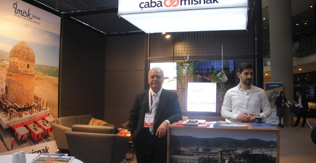 ÇABA & MİSNAK HAS ATTENDED IMPORTANT MEETİNGS AT INTERNATİONAL NUCLEAR POWER PLANTS' SUMMİT